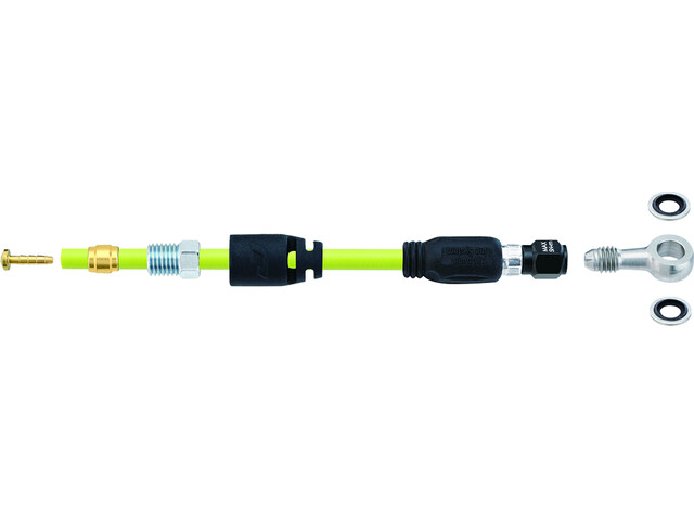 Jagwire Pro QF Adapt Anschlussset für Formula R1R R1 RO RX T1 Mega